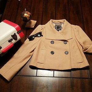 Old navy pea coat - NEW